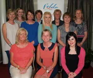 Ladies Prize Winners 2014