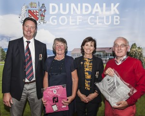 Open Week Mixed Scotch Foursomes - Runners Up