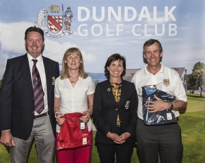 Open Week Mixed Scotch Foursomes - Winners