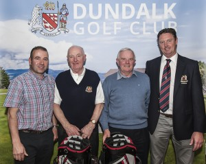 Saturday Fourball Competition - Winners